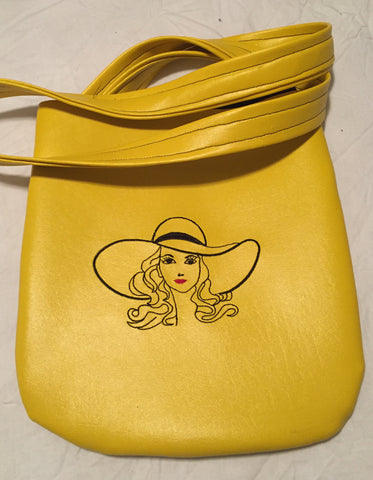 Hat Diva Crossbody