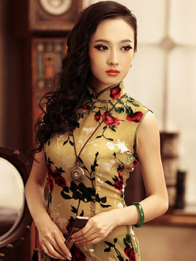 Gorgeous Hairstyles To Go With Your Cheongsam E8sy