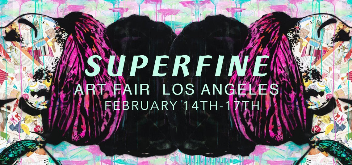 Superfine Art Fair!