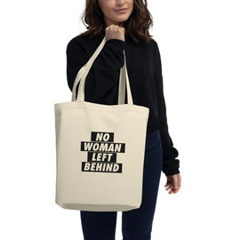 Eco-friendly Tote Bag supporting women's rights