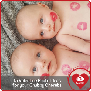 15 Valentine photo ideas for your chubby cherubs