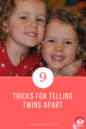 9 Tricks for Telling Twins Apart