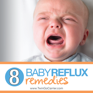 8 Remedies for Baby Reflux
