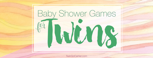 Expecting Twins Here Are 5 Twin Themed Baby Shower Games Twingo
