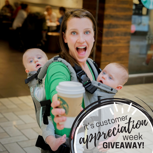 THANKFUL GIVEAWAY with FREE Coffees, Gifts & Tips Oh My!