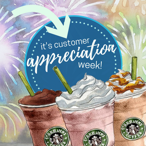It's Customer Appreciation Week at TwinGo!