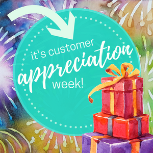 TwinGo Gives Back - To You! It's Customer Appreciation Week! 💝