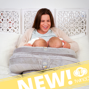 Introducing the TwinGo Nurse & Lounge Pillow!