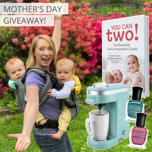 10 Ways to Enjoy Mother's Day While At Home & Your Chance to Win a FREE TwinGo!