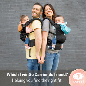 Which TwinGo Carrier Is Right For You?
