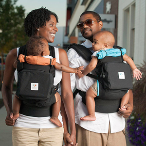 What are the safety concerns of babywearing?