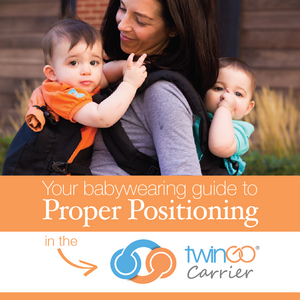 Tandem Babywearing: Proper Positioning for Babies in the TwinGo
