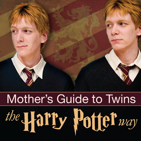 Mother's guide to twins: the Harry Potter way