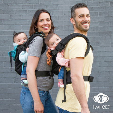 twingo lite twin baby carrier