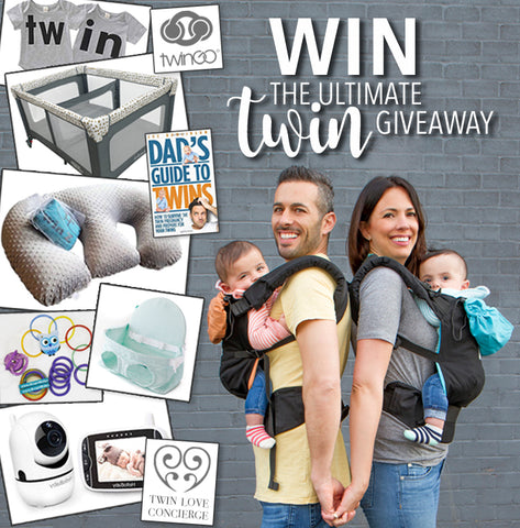 TwinGo Carrier giveaway