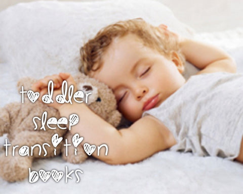 twin toddler sleep transition