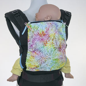 Custom Hood Set || Rainbow Leaf - TwinGo Carrier - 1