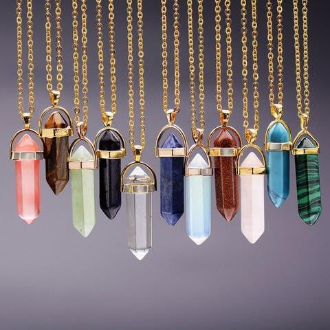 Chakra Jewelry and Stones