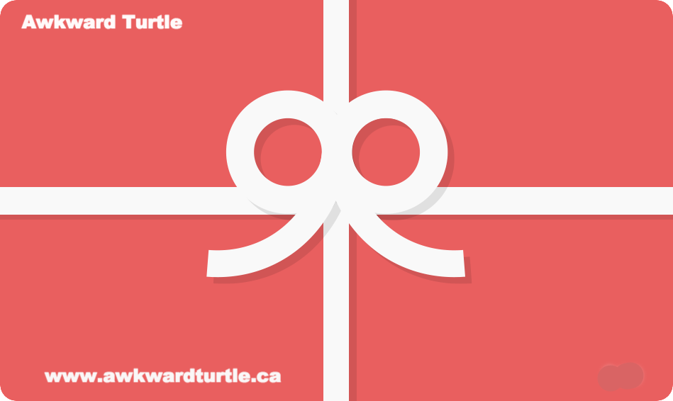Gift Card - Awkward Turtle