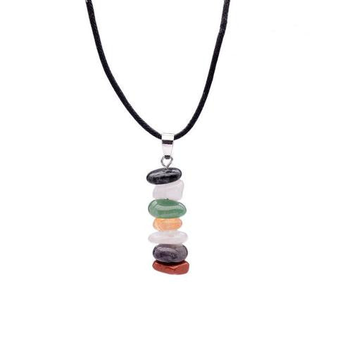 Handmade Chakra Stone Necklaces - Back in Stock - Awkward Turtle