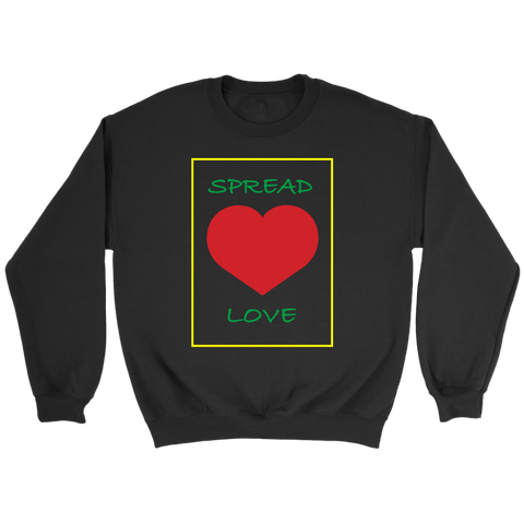 Spread Love - Crewneck