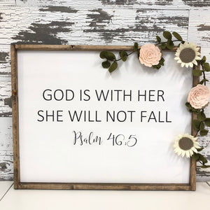 God is With Her
