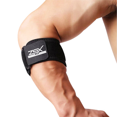Tennis Elbow Brace by Tuffbrace Athletics.  Free Shipping.