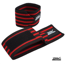 FITNESS WRIST WRAPS (Red) - ZSX SPORT