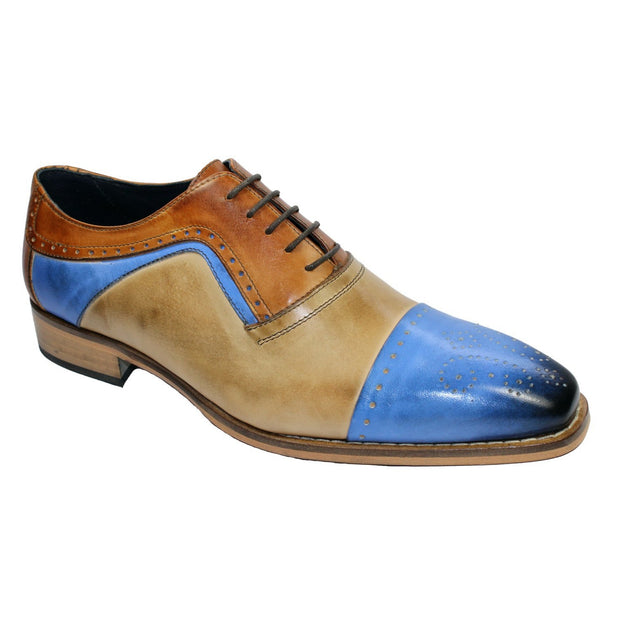 Duca Calfskin Handmade Shoes