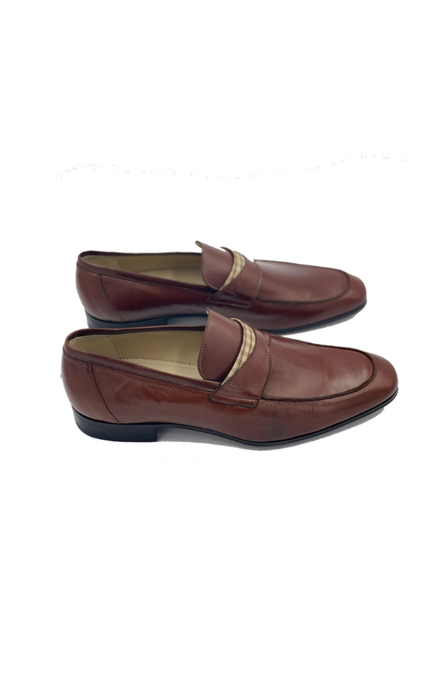 Caporicci Italian Loafer Shoes - Mastroianni Fashions