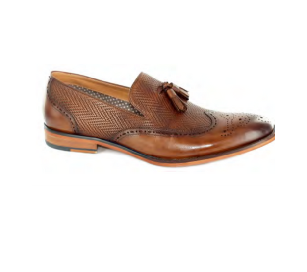 Moretti Wingtip Loafers