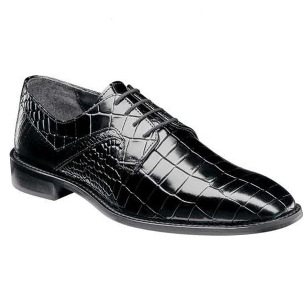 Stacy Adams Lizard Oxford Shoes