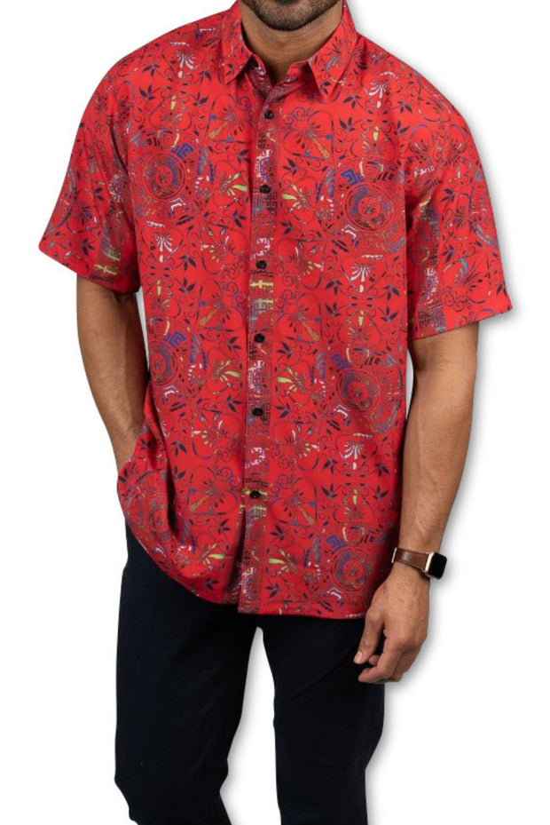 Bassiri Fashion Summer Shirts - Mastroianni Fashions