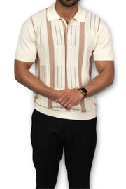 Lavane New York Knit Polo Shirt