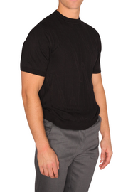 Lavane Black/White Casual Shirt