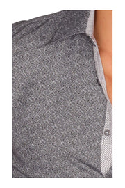 Sambuca Short Sleeve Static Grey