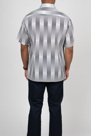 Bassiri Stripes Summer Shirts - Mastroianni Fashions