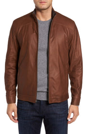 Remy Classic Leather Jacket-Unclassified-Mastroianni Fashions