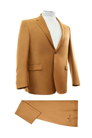 Lazarou Dry Brown Executive - Mastroianni Fashions