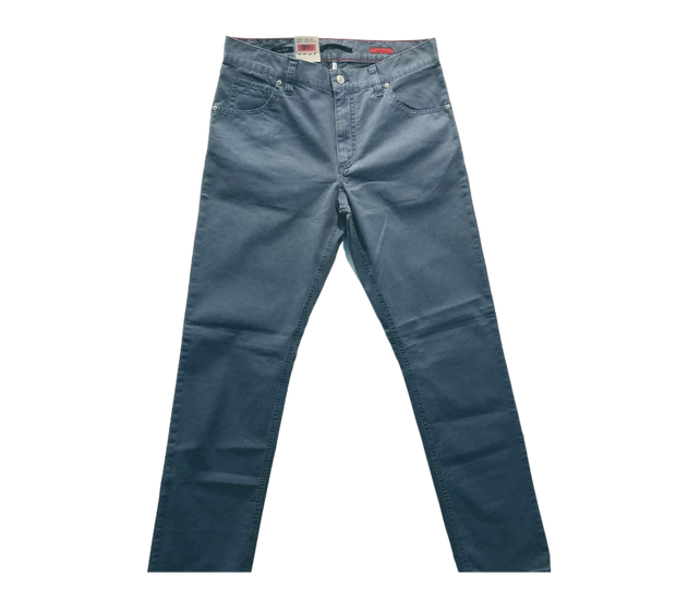 Alberto Washed Out Blue Jeans - Mastroianni Fashions