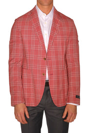 Pal Zileri Summer Jacket Bordeaux