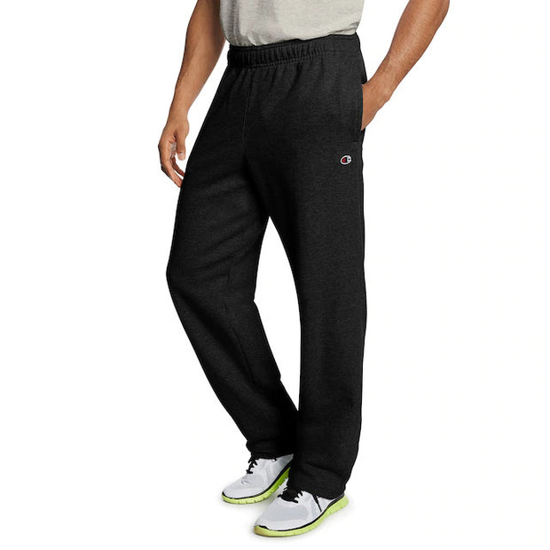 Champion Black Fleece Pant CH106