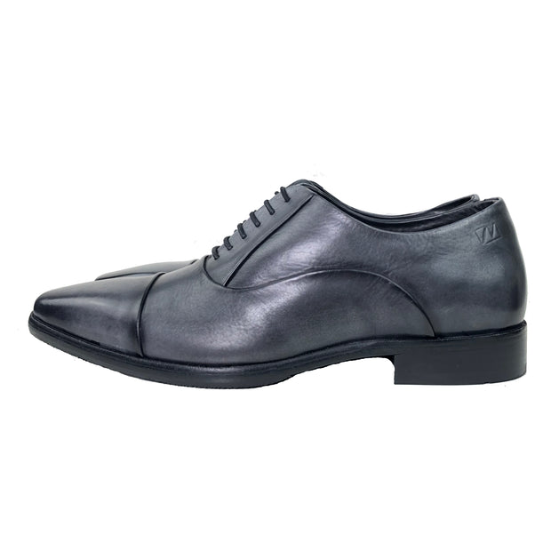 PEDRO Invisible Stitch Oxford Lace Up