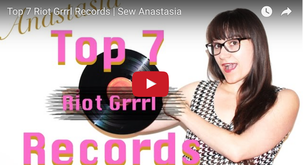 Top 7 Riot Grrrl Records