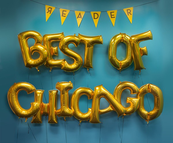 Reader Best of Chicago - Best Clothing Designer
