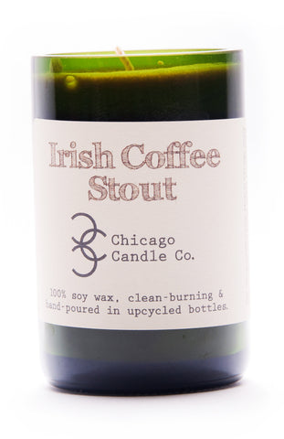 Chicago Candles Co.-  Irish Coffee