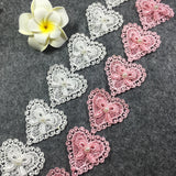 Heart Lace Trim