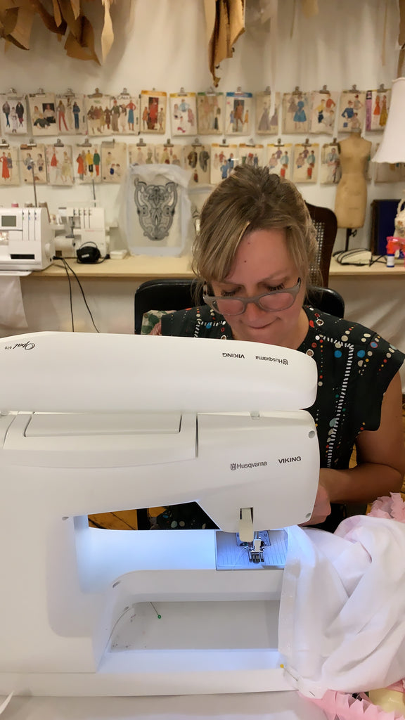 Monday Afternoon Open Studio Sewing Class Starts Every Monday!