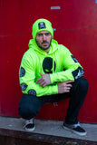 Area 51 High Visibility Yellow Beanie