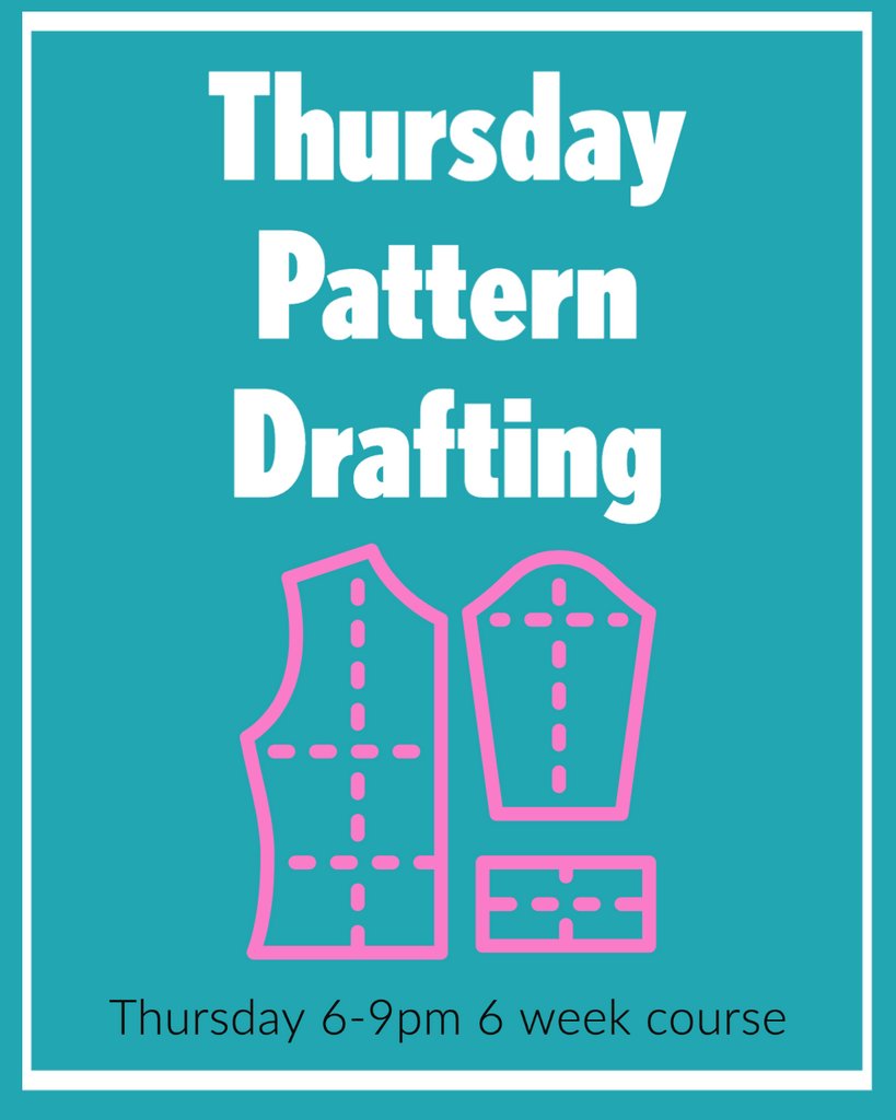 Pattern Drafting 101 - Making Slopers & Fit Issues